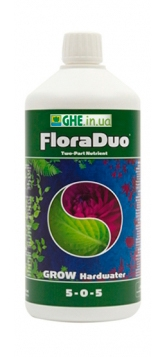 Flora Duo Grow HW GHE